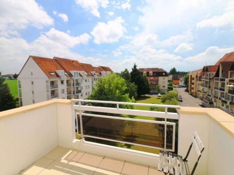 Vente appartement Oberhausbergen 360000€ - Photo 1