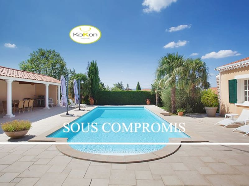 Deluxe sale house / villa Millery 1090000€ - Picture 1