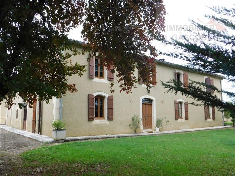 Sale house / villa Pavie 275000€ - Picture 1