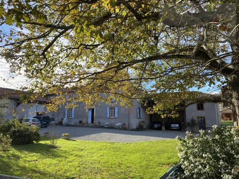 Sale house / villa Boulogne sur gesse 346000€ - Picture 1