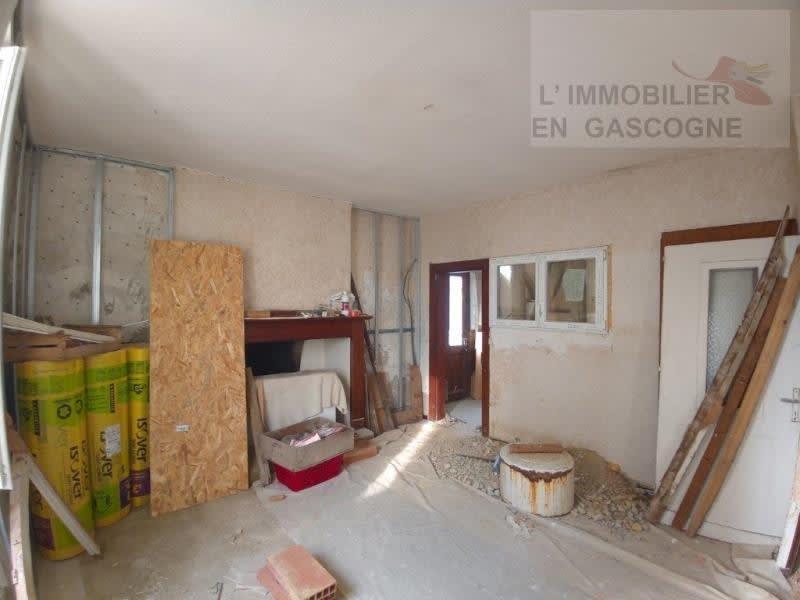 Sale house / villa Mirande 55000€ - Picture 1