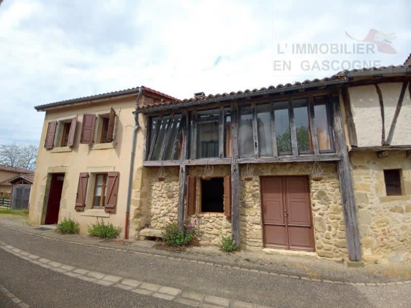 Sale house / villa Montesquiou 151000€ - Picture 1