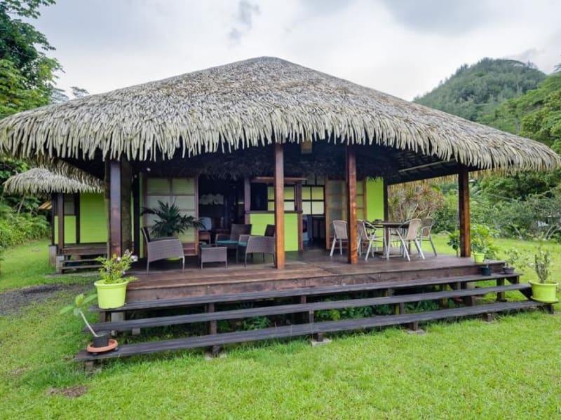 Vente maison / villa Uturoa 290000€ - Photo 2