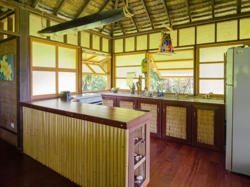 Vente maison / villa Uturoa 290000€ - Photo 8