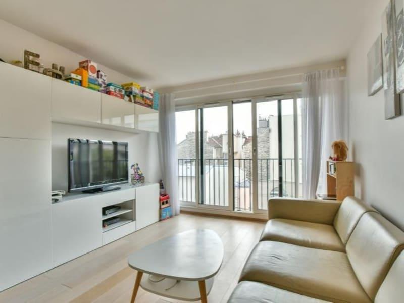 Sale apartment Paris 14ème 586500€ - Picture 1
