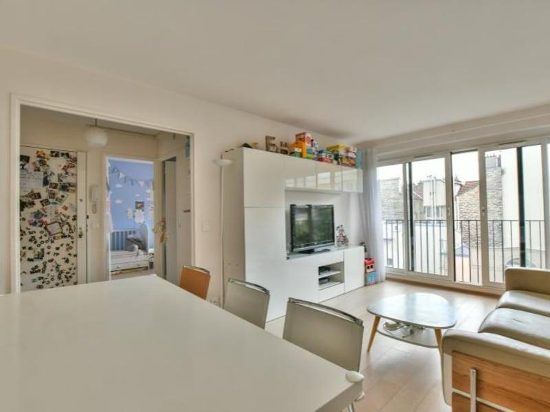 Sale apartment Paris 14ème 586500€ - Picture 2