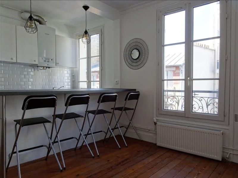 Rental apartment Charenton le pont 916€ CC - Picture 1