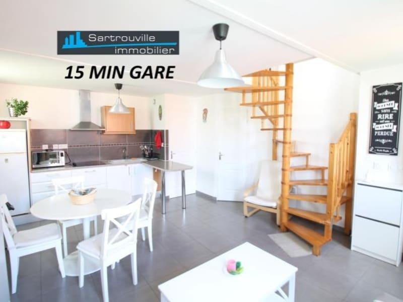 Sale apartment Sartrouville 214000€ - Picture 1
