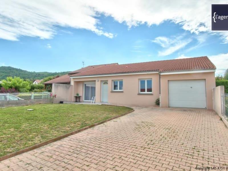 Vente maison / villa Cebazat 296800€ - Photo 1