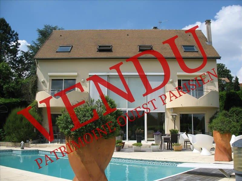 Sale house / villa Chambourcy 1150000€ - Picture 1