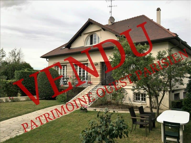 Vente de prestige maison / villa Fourqueux 1080000€ - Photo 1