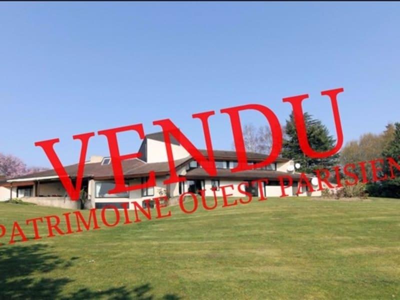 Sale house / villa Chambourcy 1490000€ - Picture 1