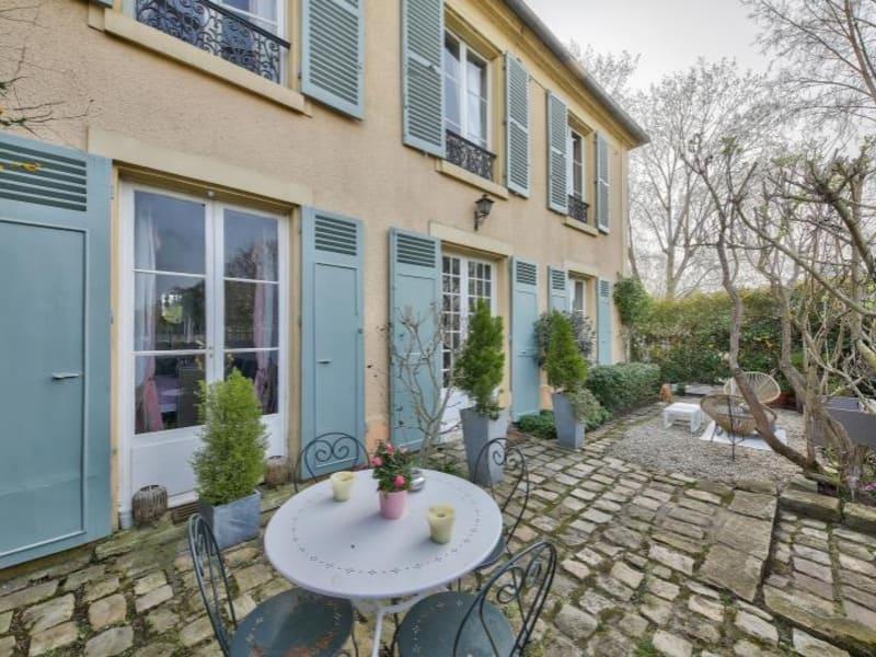 Sale house / villa Le pecq 1395000€ - Picture 1