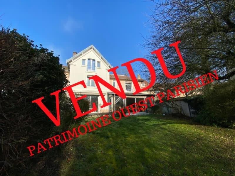 Sale house / villa St germain en laye 1518000€ - Picture 1