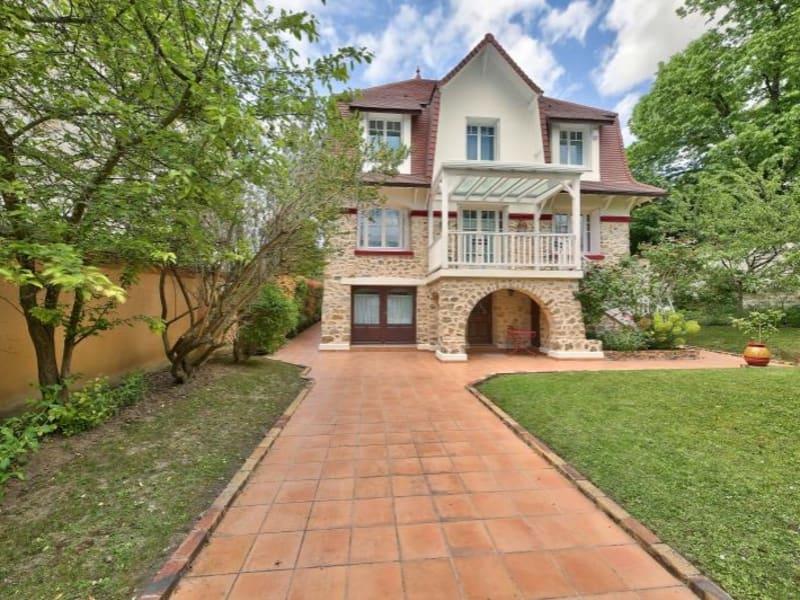 Sale house / villa St germain en laye 2980000€ - Picture 2