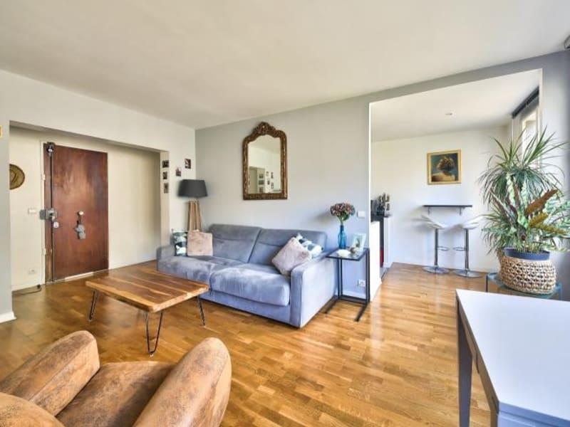 Vente appartement Paris 16ème 470000€ - Photo 1