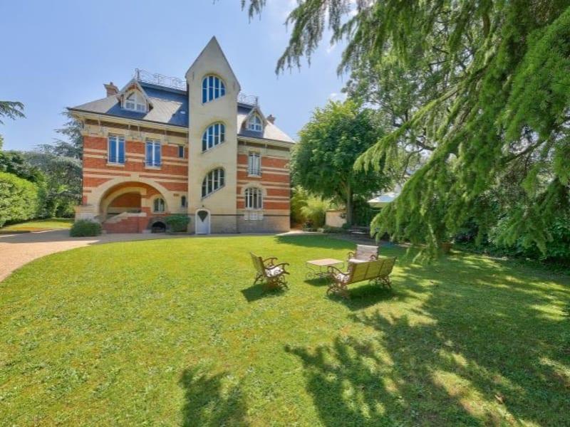 Sale house / villa Le vesinet 3700000€ - Picture 1