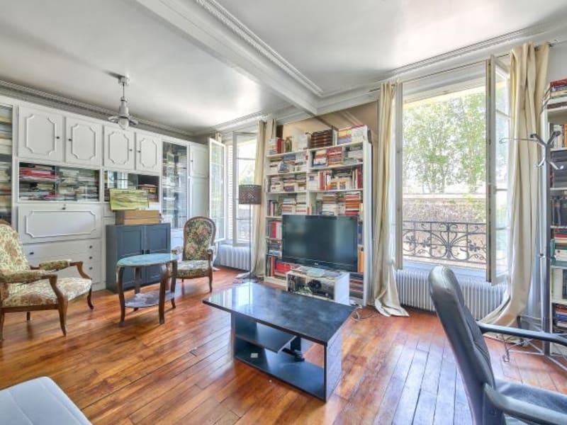 Sale apartment Paris 15ème 420000€ - Picture 1