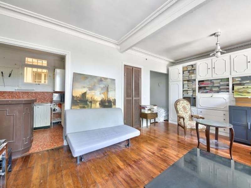 Sale apartment Paris 15ème 420000€ - Picture 2