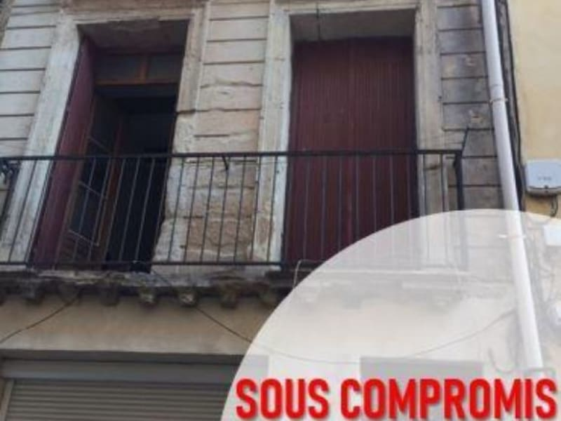 Vente appartement Lunel 30000€ - Photo 1