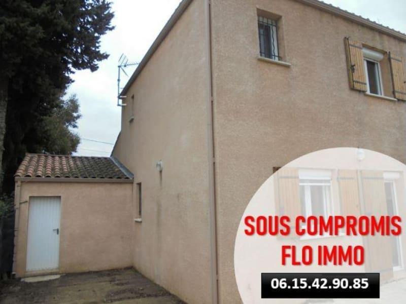 Vente maison / villa Lunel 233000€ - Photo 1