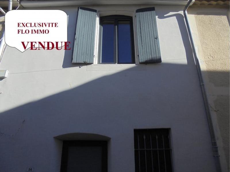 Vente maison / villa Lunel 86000€ - Photo 1