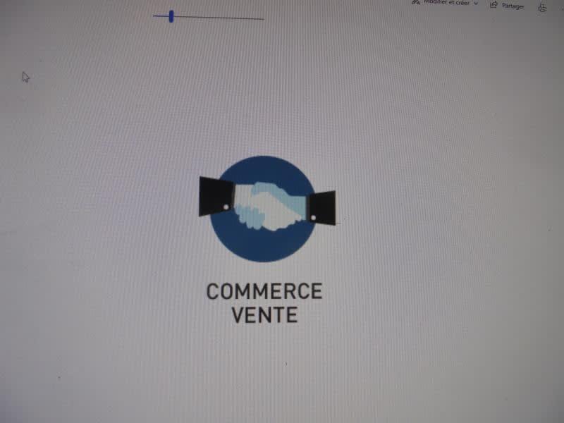 Commercial property sale shop Lunel 27500€ - Picture 2