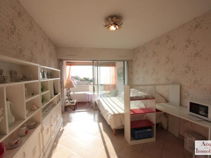 Sale apartment Le barcares 57000€ - Picture 5
