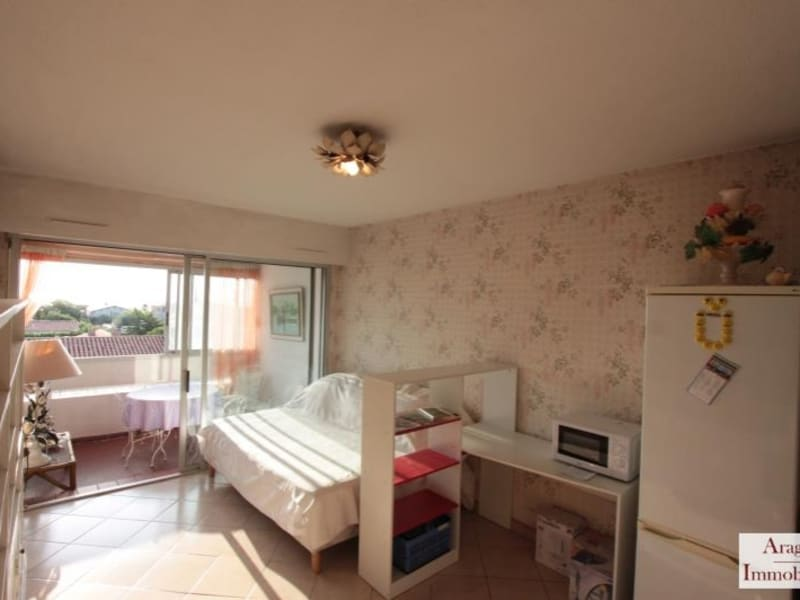 Sale apartment Le barcares 57000€ - Picture 6