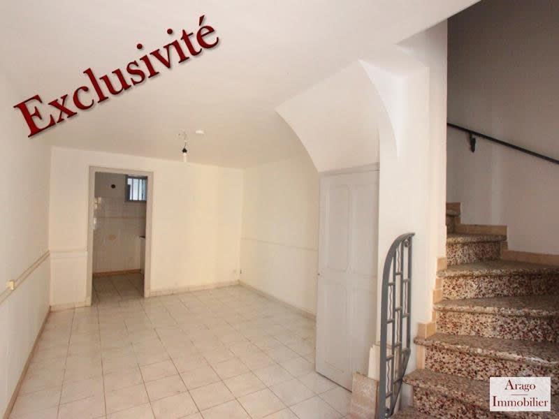Sale house / villa Rivesaltes 76800€ - Picture 1