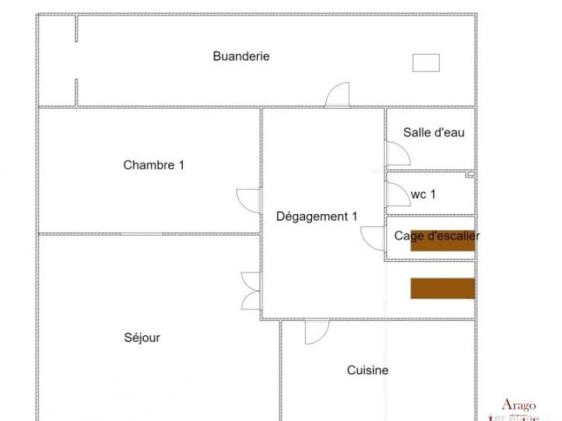 Sale house / villa Rivesaltes 158200€ - Picture 8