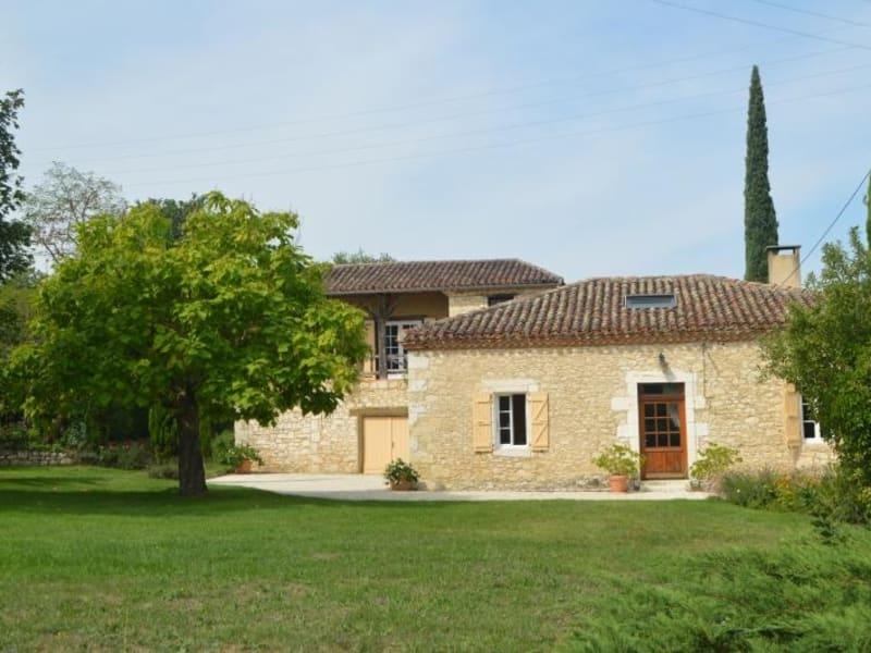 Deluxe sale house / villa Mauvezin 549000€ - Picture 2