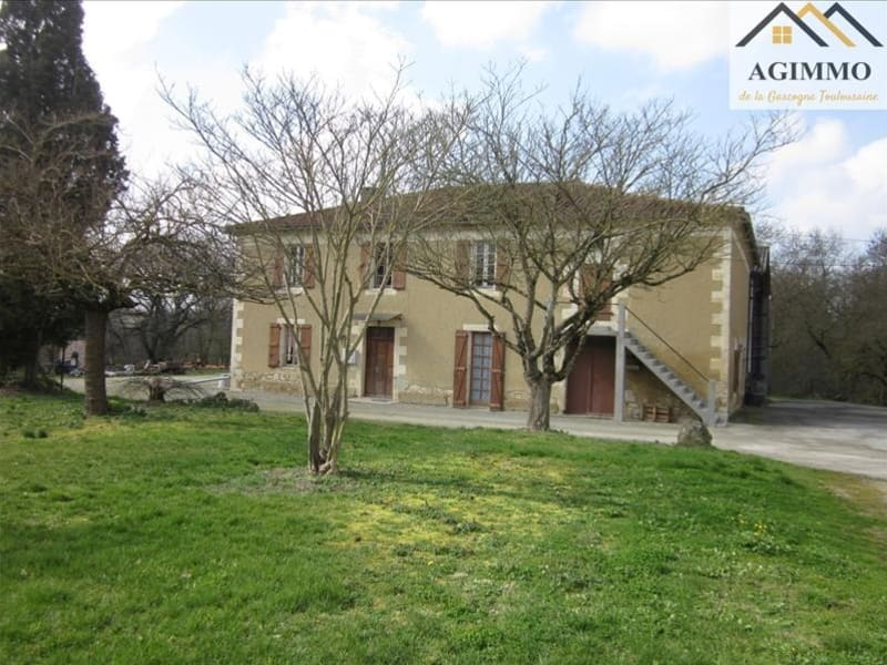 Vente maison / villa Mauvezin 180000€ - Photo 2