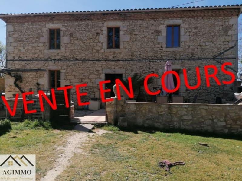 Vente maison / villa Mauvezin 299000€ - Photo 1