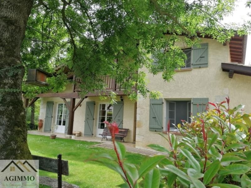 Sale house / villa Mauvezin 332800€ - Picture 1