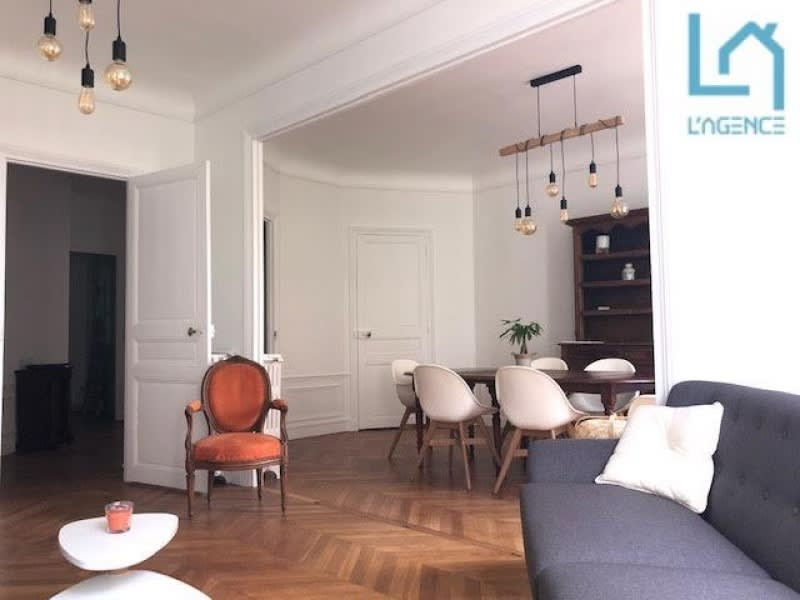 Rental apartment Paris 16ème 2950€ CC - Picture 2
