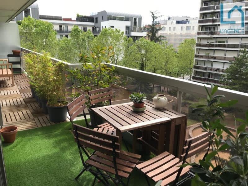 Sale apartment Boulogne billancourt 699000€ - Picture 2