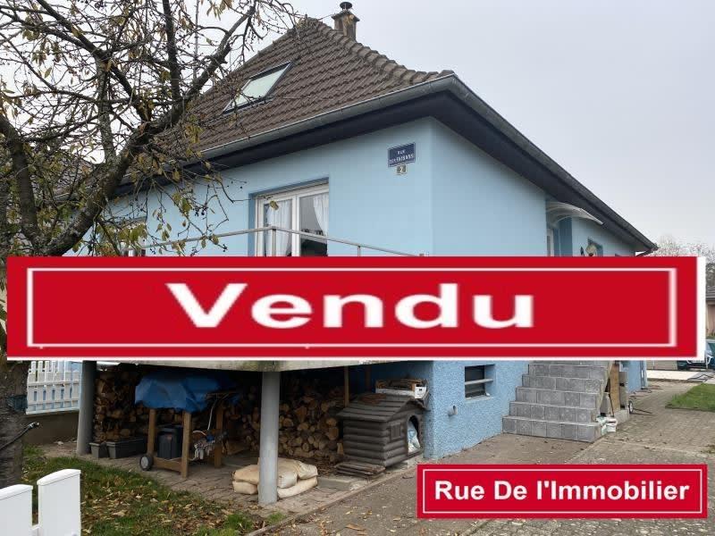 Sale house / villa Kaltenhouse 330000€ - Picture 1