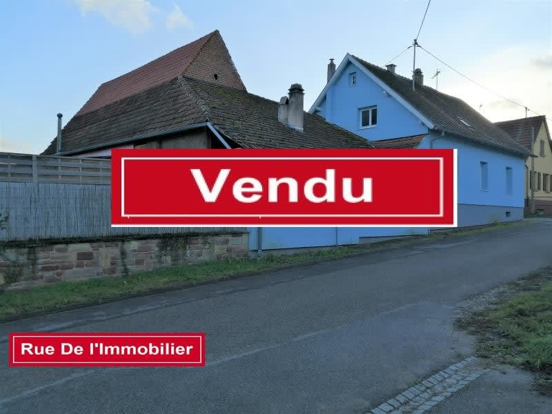 Vente maison / villa Morsbronn les bains 169000€ - Photo 1