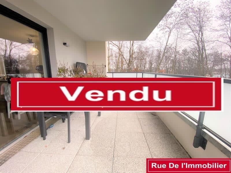 Sale apartment Marienthal 160000€ - Picture 1
