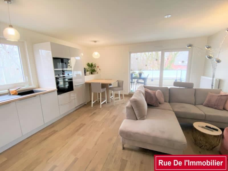 Sale apartment Marienthal 160000€ - Picture 2
