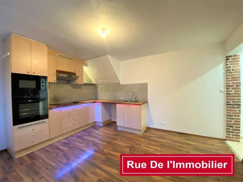 Vente appartement Haguenau 186000€ - Photo 2