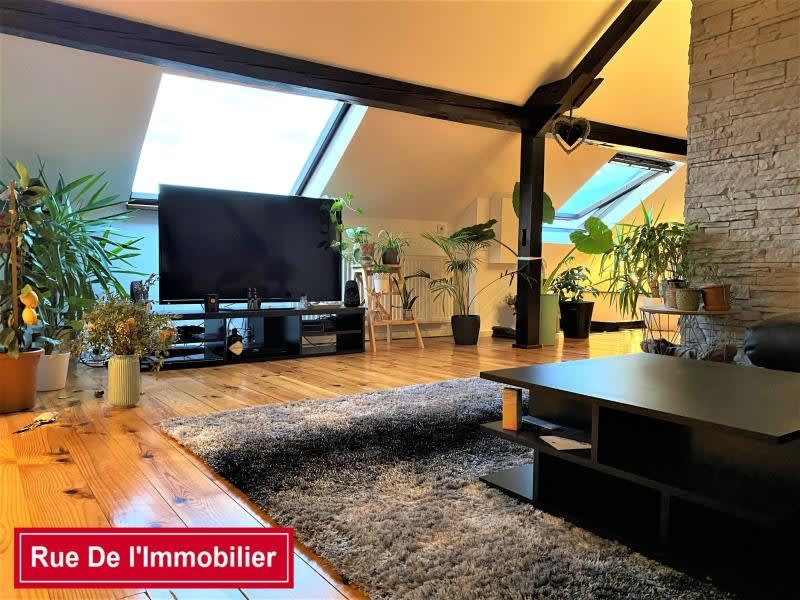 Vente appartement Haguenau 150500€ - Photo 2