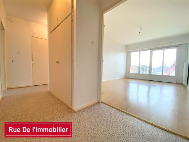 Vente appartement Haguenau 139100€ - Photo 4