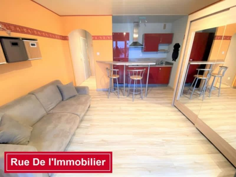 Rental apartment Haguenau 450€ CC - Picture 1