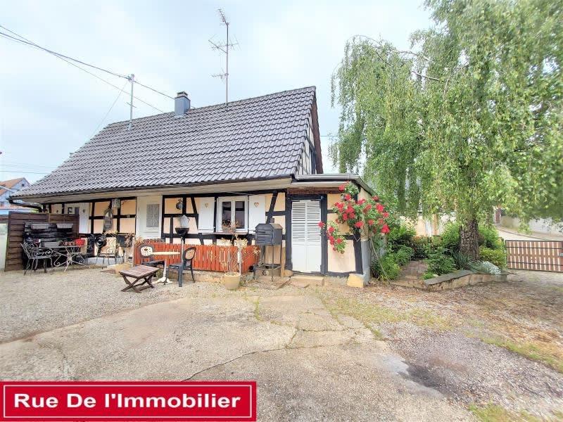 Vente maison / villa Ringendorf 207000€ - Photo 2