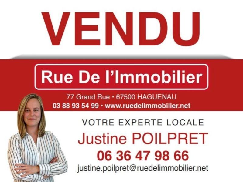 Sale house / villa Weiterswiller 139100€ - Picture 1
