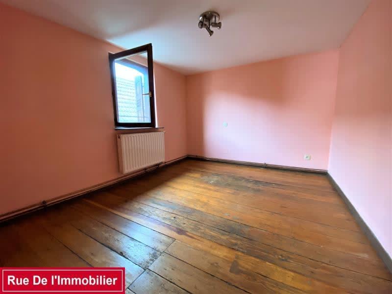 Sale house / villa Weiterswiller 139100€ - Picture 7