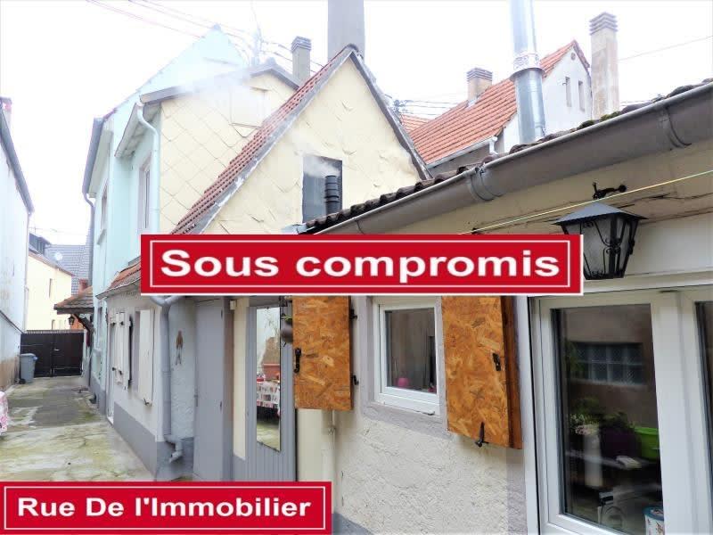 Sale house / villa Brumath 160000€ - Picture 2