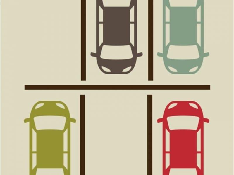 Rental parking spaces Palaiseau 75€ CC - Picture 1